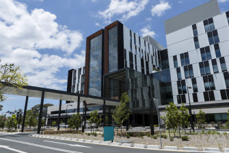 The infected patient visited Northern Beaches Hospital, as well as Warringah Mall.