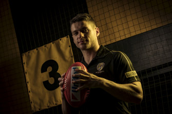 Will Dion Prestia make it back in time for round one?