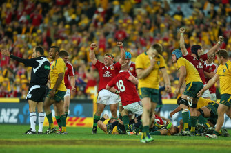 The British and Irish Lions Tour of 2025 will be Rugby Australia's next big money-spinner.