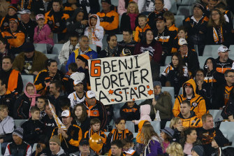 Benji Marshall was a fan favourite and a television ratings bonanza during his prime.