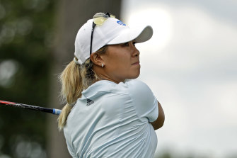 Danielle Kang showed no signs of rust in opening with a six-under 66.