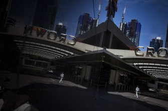 Crown has warned the government that adverse findings from the commission would threaten jobs at its Southbank casino, which employs around 12,000 people.