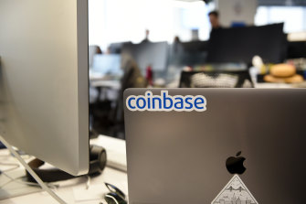 Coinbase will list on the Nasdaq on April 14 at a valuation of about $US100 billion.
