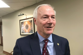 Arkansas Governor Asa Hutchinson signed the law even though he said he wanted it to make exceptions for rape and incest.
