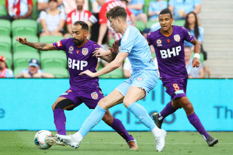 Hendry aims to bring Celtic's winning culture to Melbourne City