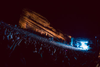 Their live show is what turns listeners into lifetime fans: on stage at iconic Red Rocks, Colorado.