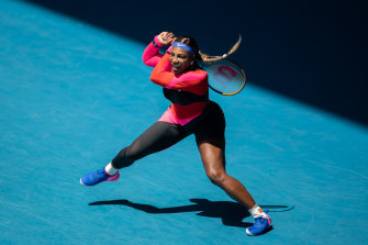 Serena Williams will come up against Aryna Sabalenka in a clash of big hitters.