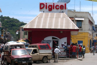 Digicel has telco assets in the Pacific and Caribbean.