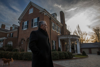 Joe Hockey will remain in Washington DC to take up a role in the private sector.