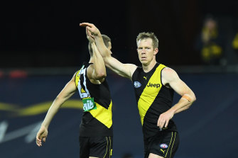 """Jack Riewoldt separates Richmond's """"brand"""" from their """"culture"""", both of which have come under fire this season."""