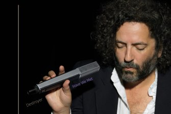 Dan Bejar of Destroyer.