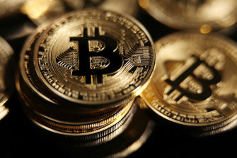 Bitcoin itself surged, rising above $US63,000.