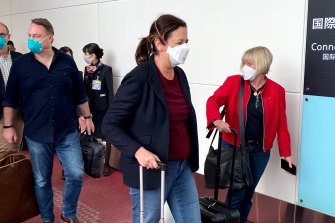 Queensland Premier Annastacia Palaszczuk is in Tokyo for the final pitch to the IOC.