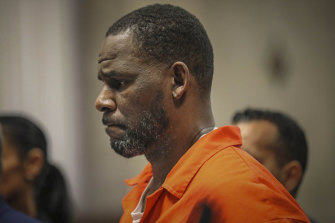 R. Kelly Has been found guilty.