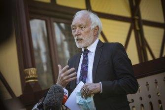 Professor Pat McGorry praised increased mental health spending.