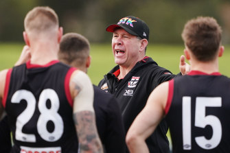 St Kilda coach Brett Ratten has given tentative support for the AFL's quarantine hubs plan.