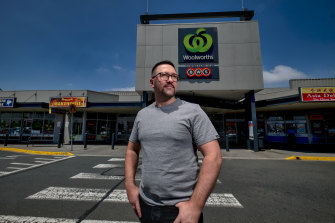 Former Woolworths night-fill manager Cameron Baker is launching a class action on behalf of thousands of underpaid workers.