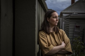 Justice Connect lawyer Samantha Sowerwine says renters now face a greater risk of being evicted.