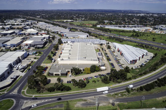 Carrum Downs Property Group has offloaded a warehouse at 75 Frankston Gardens Drive for $13.8 million.