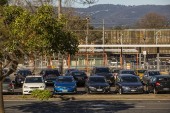 Maroondah City Council was one of the few local governments to report asking for federal money for commuter car parks, including the one at Croydon station.