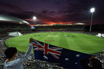 Adelaide will host the first Test of the summer against India.