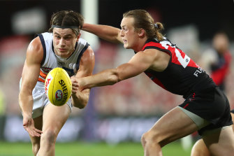The COVID-19 case identified in Sydney on Wednesday has caused fixture disruption again for the AFL.