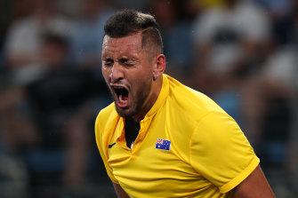 Kyrgios will face Spain's Roberto Bautista Agut in the first round of the US Open.