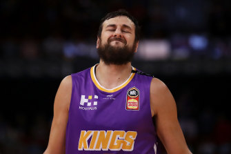 Andrew Bogut is not happy with the NBL's decision.