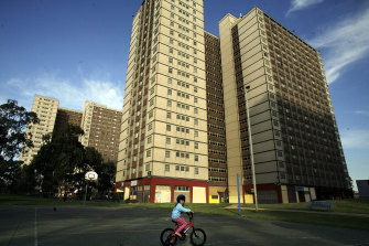 Public housing remains in drastically short supply.