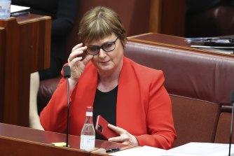 Minister for Defence Linda Reynolds