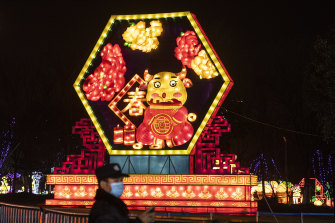 Celebrations have began in Wuhan for the Lunar New Year without any signs in China of a fresh COVID outbreak.