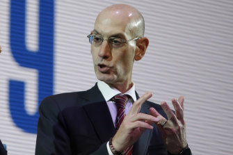 NBA comissioner Adam Silver rejected a request from China to sack the Rockets' general manager.