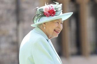 Queen Elizabeth remains a popular figure.