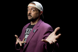 Filmmaker Kevin Smith is showrunner on Netflix's new He-Man reboot, Masters of the Universe: Revelation.