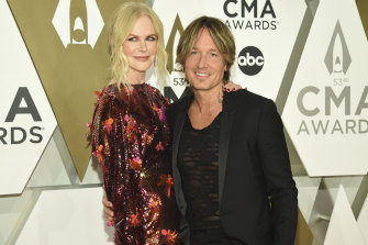 Nicole Kidman and Keith Urban are soon to depart Sydney.