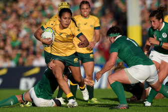 The women's World Cup was scheduled to begin in Auckland on September 18.