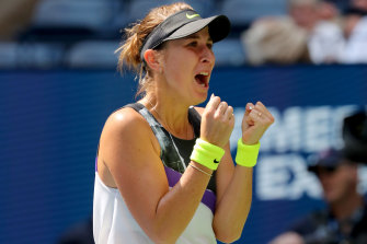 Belinda Bencic was among the players who took to social media to air their disappointment with their situation.