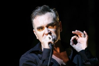 Morrissey has repeatedly denied accusations he is racist.