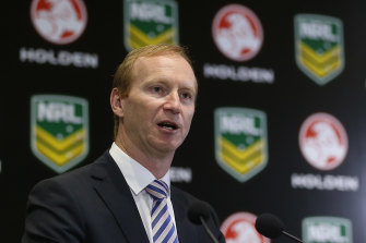 Former NRL boss Shane Mattiske is the new executive chairman of the Newcastle Jets.
