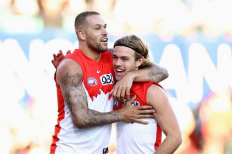 Lance Franklin's contract expires at the end of next year - but could he play on into 2023?