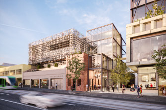 Fortis secures Woolworths anchor tenancy at The Foundry.