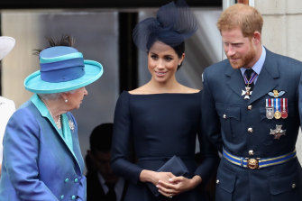 The Queen knows the public would not have accepted an arrangement that allowed the Sussexes to continue to enjoy taxpayer support.