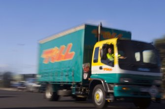 Toll accepts it could have been faster in responding to the ASD's request for information.