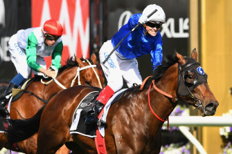 Best OF Days wins his only group 1 in the Kennedy Mile last year.
