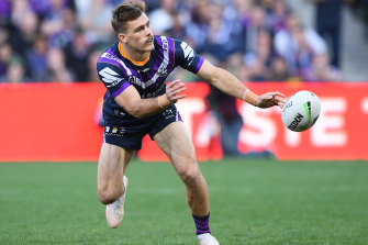 Locked in: Ryan Papenhuyzen is sticking with the Storm.