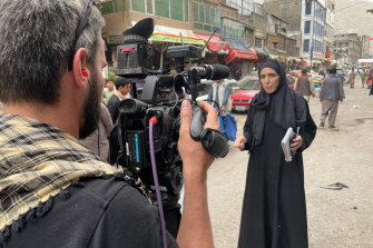 CNN's chief international correspondent Clarissa Ward reports from Kabul this month.