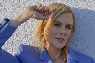 """At least there's FaceTime and technology because that's been a saving grace,"" says Kidman."