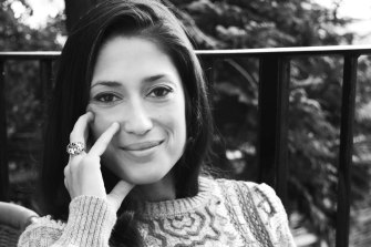 """Fatima Bhutto: """"I had some great male friends who were very kind to me when my father was killed. Their protective instincts kicked in."""""""