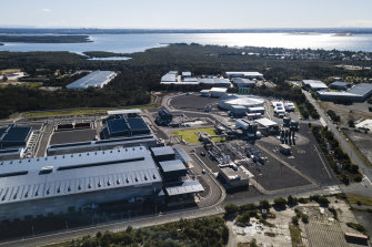 Sydney's desalination plant is currently powered by renewable energy.  What happens to the expansion could have a significant impact on NSW's emissions and energy.