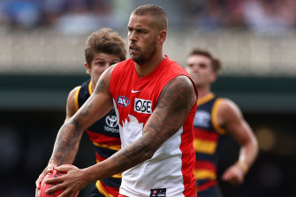 Lance Franklin's looming inclusion on Thursday night is the ultimate in selection luxury.